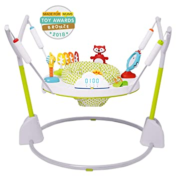 c089fe604 Amazon.com   Skip Hop Explore   More Jumpscape Fold-Away Baby Jumper ...
