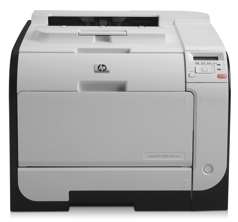 HP LASERJET PRO 400 COLOR PRINTER M451NW - YouTube
