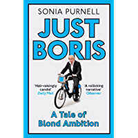 JUST BORIS: A Tale of Blond Ambition (English Edition)