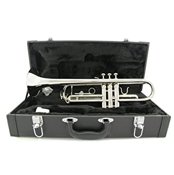 Rossetti estudiante bañado en níquel BB Trompeta, ros1143: Amazon.es: Instrumentos musicales