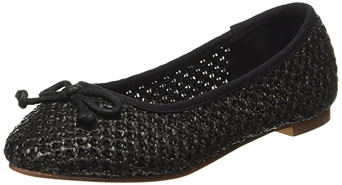 United Colors of Benetton Girl's Ballet Flats Ballet Flats at amazon