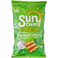 Sunchips Multigrain Snacks, French Onion Flavour