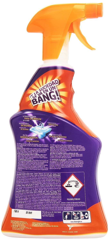 Cillit Bang Potente Limpiador Spray Antical 1 L: Amazon.es: Alimentación y bebidas