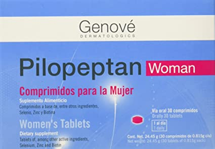 GENOVE Pilopeptan woman 30 comp
