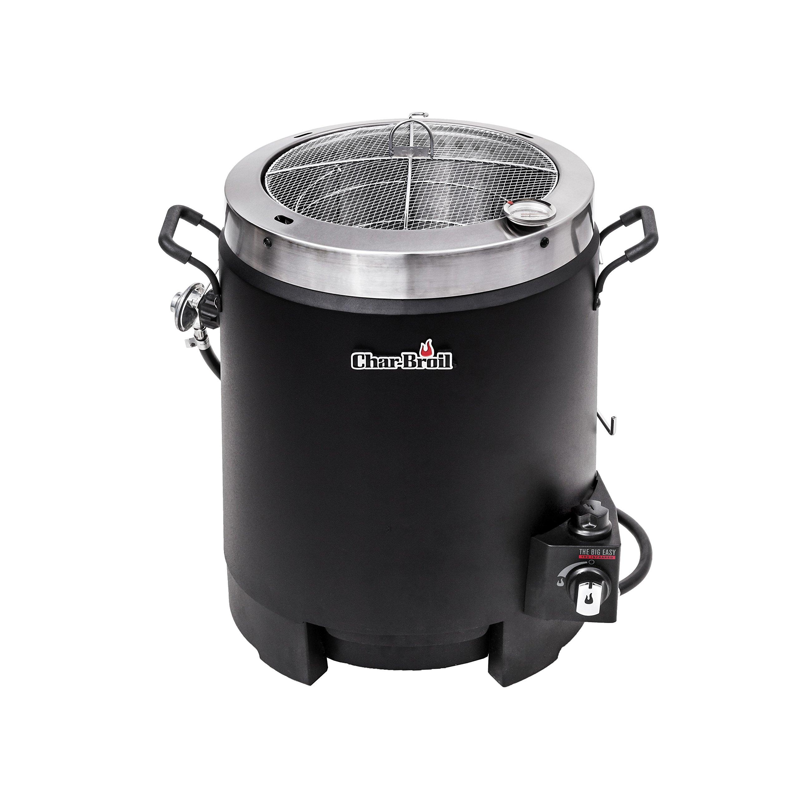 Char-Broil Big Easy Oil-less Liquid Propane Turkey Fryer by Char-Broil