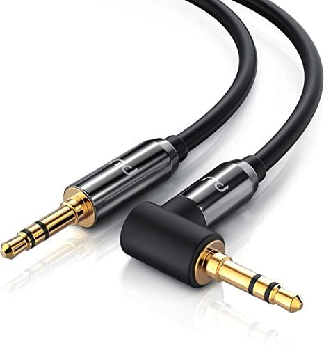 Aux Audio Cable for BLU Studio 5.0 S II Sony Xperia XZ 3.5mm Jack Plug Lead 0.5m