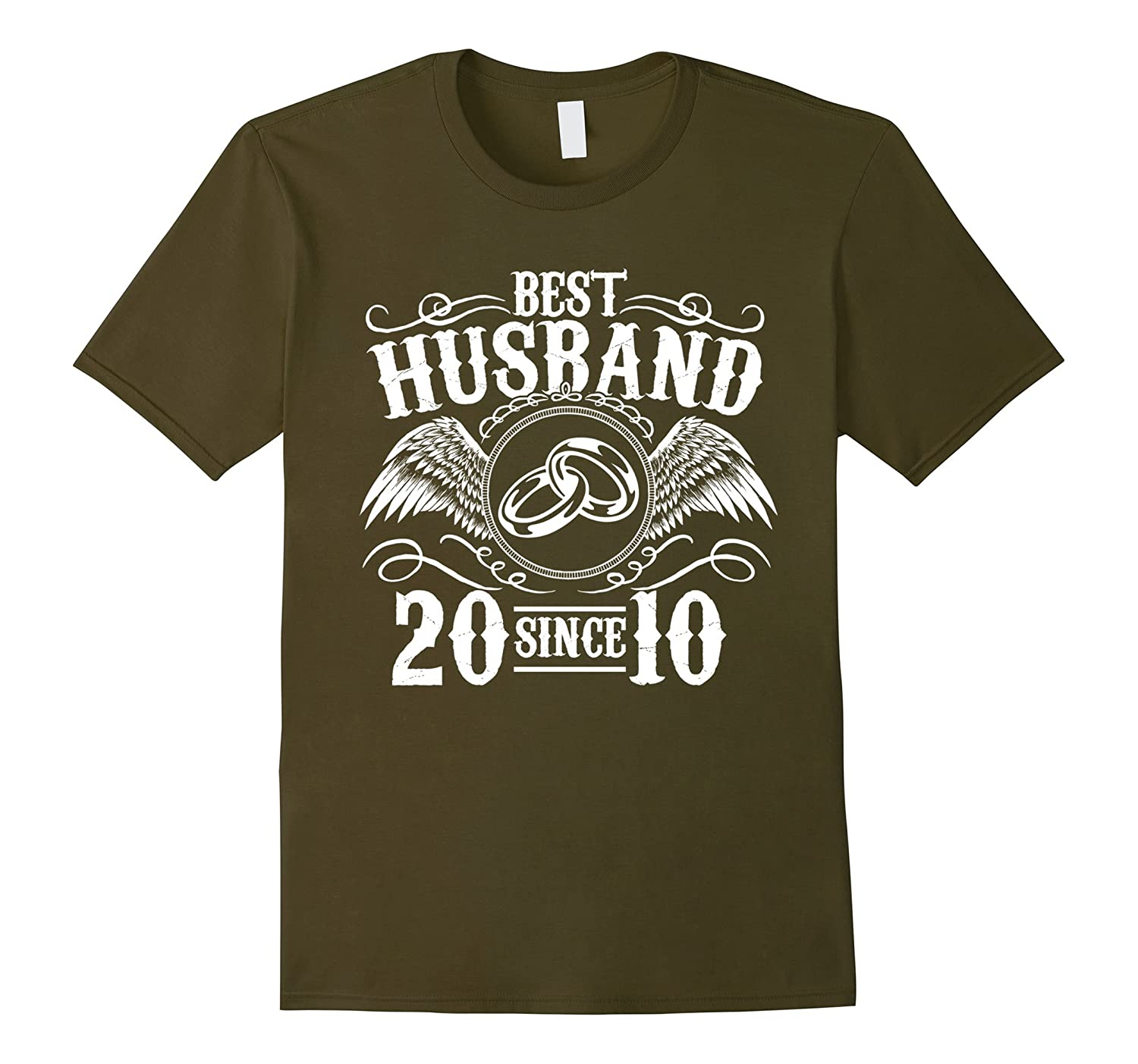 Great T Shirt For Husband 7th Wedding Anniversary Gift Pl Polozatee