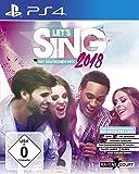 Let's Sing 2018 mit Deutschen Hits [PS4]
