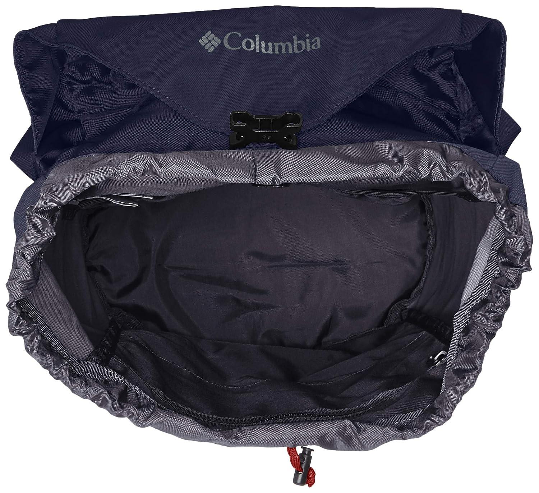 Columbia Urban Lifestyle 25L Mochila, Unisex Adulto, Black, O/S: Amazon.es: Deportes y aire libre