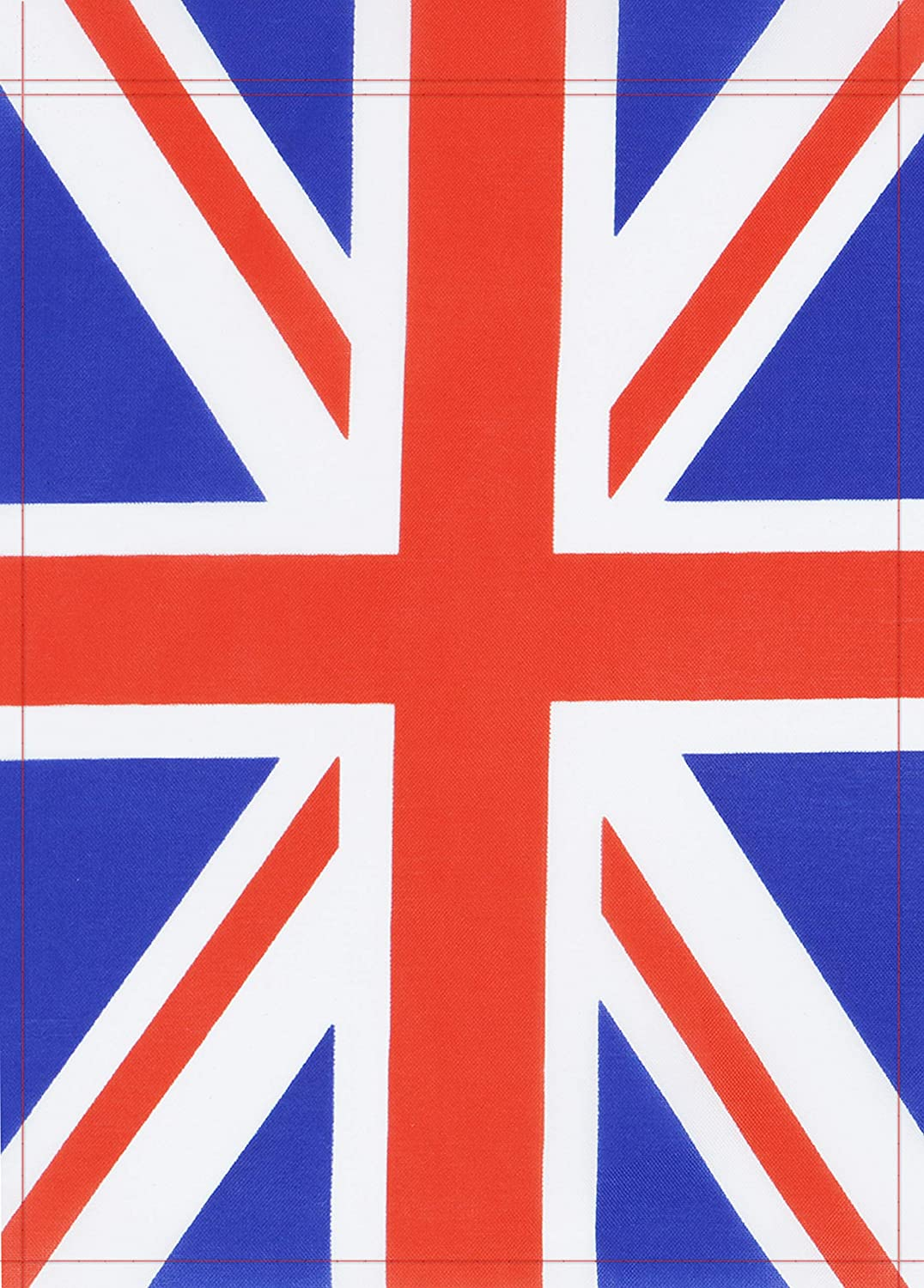 Kind Girl 2 Pack UK British Garden Flag,Indoor Outdoor Decoration Flags,Home, Garden, Office Decorations,Double-Sided Flags,DIY Celebration Holiday Decoration.