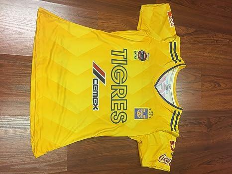 Amazon.com   Soccer Tigres de la UANL Replica Woman Jersey generica ... 1aa754b468d9a