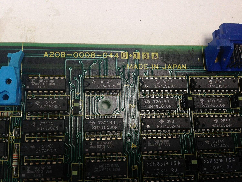 PC MODEL-B CIRCUIT BOARD DI USED FANUC A20B-0008-0440.03A 6T CONTROL CARD