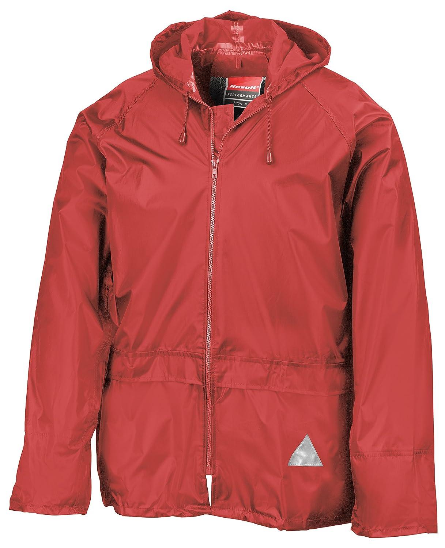 Traje de peso pesado impermeable chaqueta / pantalón: Amazon.es: Hogar
