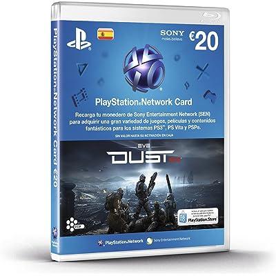 Tarjeta PSN Dust 514 20