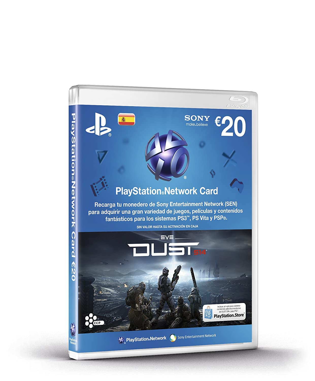 Tarjeta PSN Dust 514 20: Amazon.es: Videojuegos