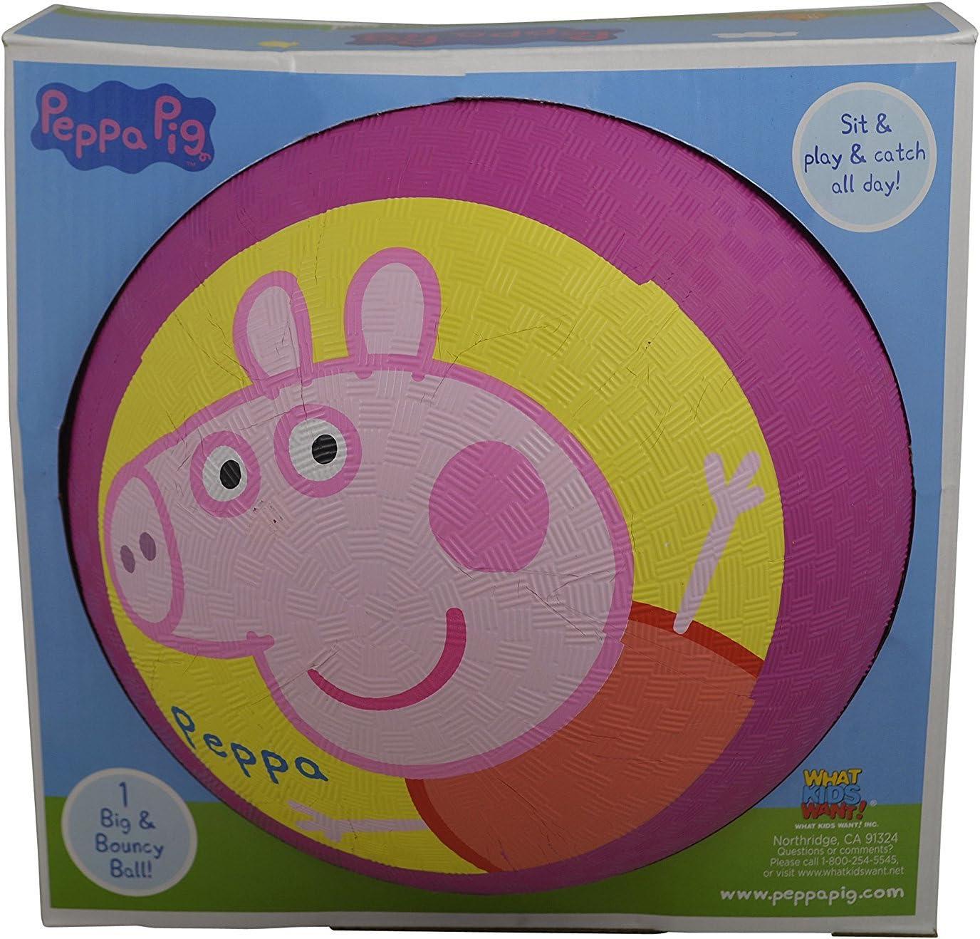 Peppa Pig – 8,5 pulgadas de caucho Playground Ball – Pelota de ...