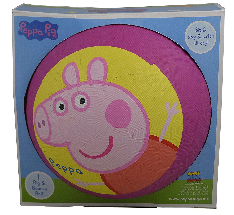 Peppa Pig - 8,5 pulgadas de caucho Playground Ball - Pelota de ...