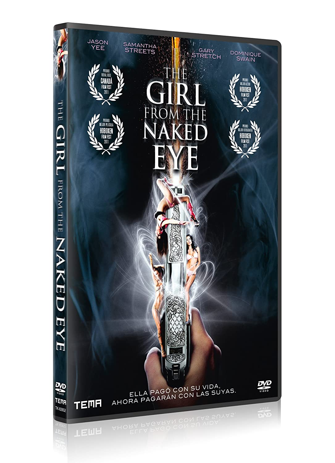 The Girl from the Naked Eye [DVD]: Amazon.es: Jason Yee ...