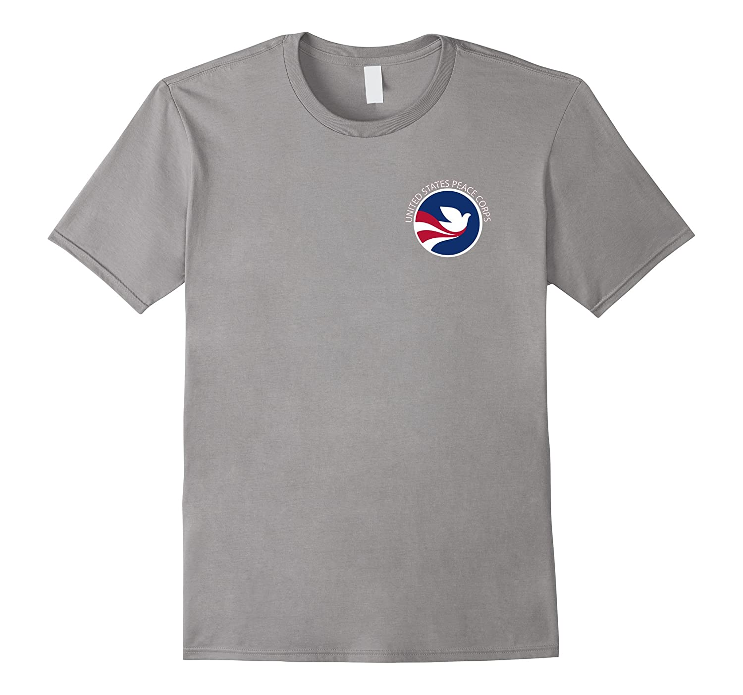 PEACE CORPS NEW LOGO T-SHIRT US PEACE CORPS