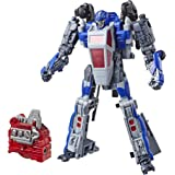 Transformers Nitro Blue Lt 1 Action Figure