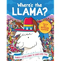 Where's The Llama? (Search and Find)