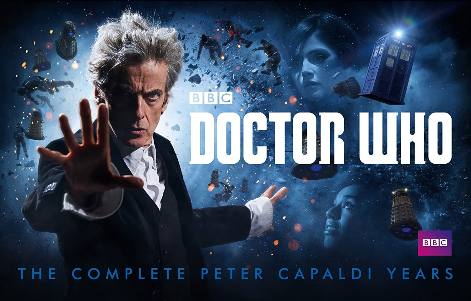 Doctor Who: Complete Peter Capaldi Years