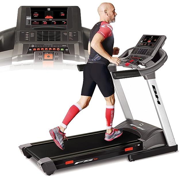 BH Fitness F5 Dual G6427U - Cinta de Correr Plegable, 22Km/h ...