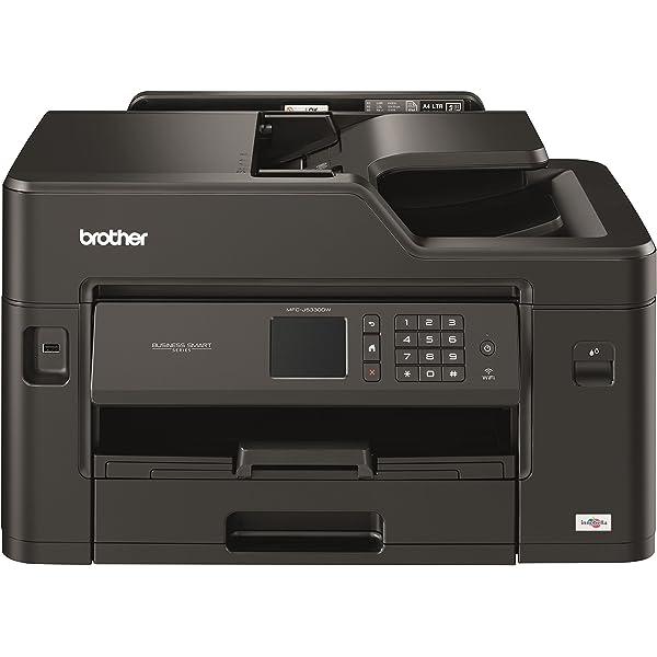Brother MFCJ5730DWG1 - Impresora Color multifunción, Negro ...