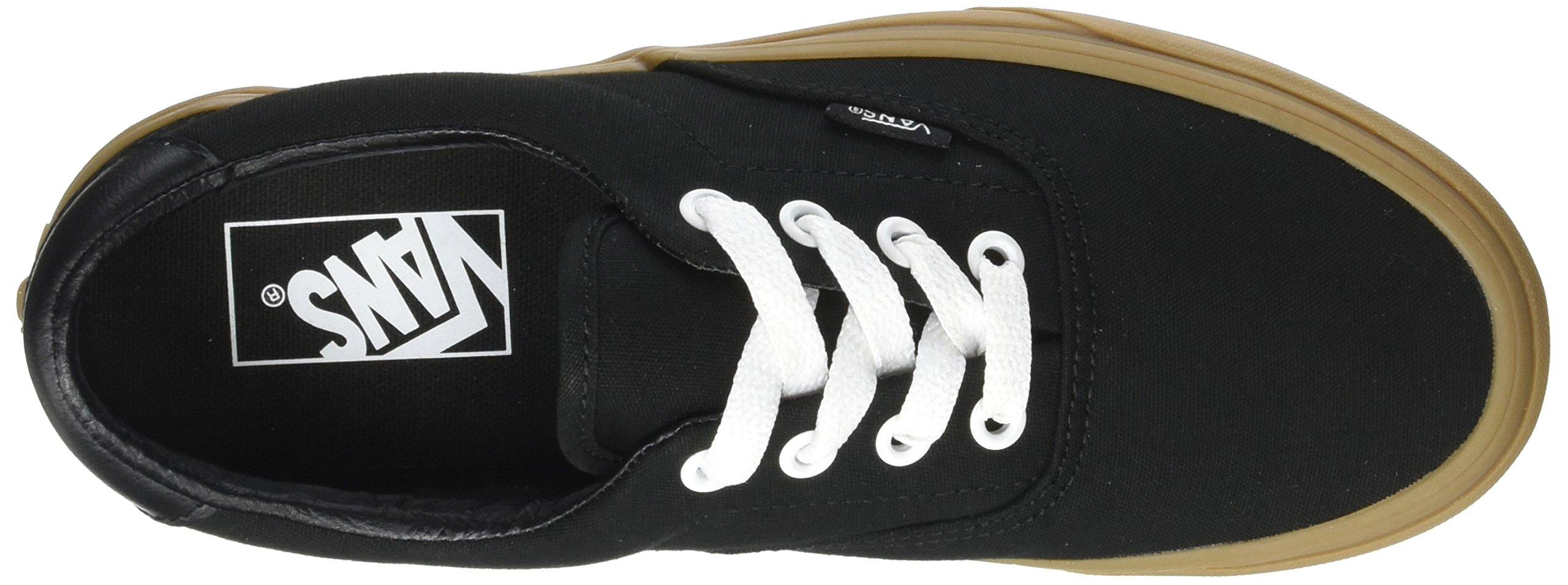 Vans Unisex Adults' Era 59 Canvas Gum Trainers, Black (Canvas Gum/Black/Light Gum), 10.5 UK 45 EU by Vans (Image #7)