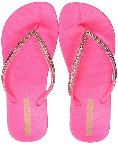 f32a4c1864bef Ipanema Girls Flip Flops Anatomica Metallica Kids Sandals-Pink-1