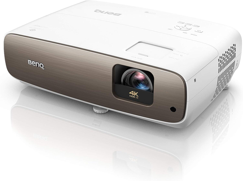 BenQ W2700 - Proyector Home Cinema UHD 4K HDR-PRO (3840x2160), DLP ...