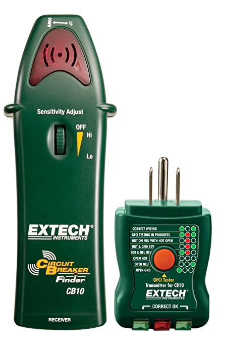 extech cb10 circuit breaker finder Circuit Breaker Manual