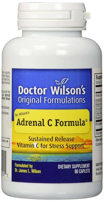 Ica Health/Dr Wilson's Formulations Adrenal C 90C - Dr Wilson's Original Formulations by Future Formulations B004I6Q7CW
