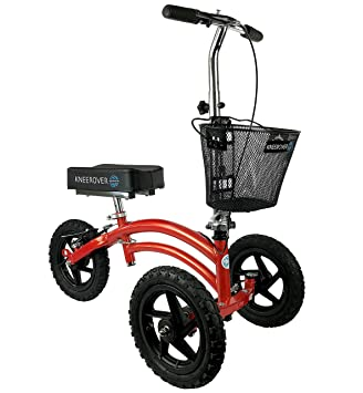 Amazon.com: kneerover All Terrain – Andador de rodilla ...