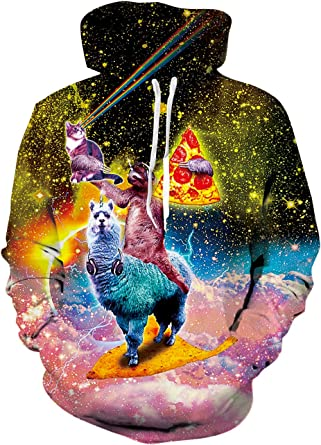 Mens Im Fabulous Hooded Sweatshirt Funny Printed Pullover Hoodies Classic Long Sleeve T Shirt Tops