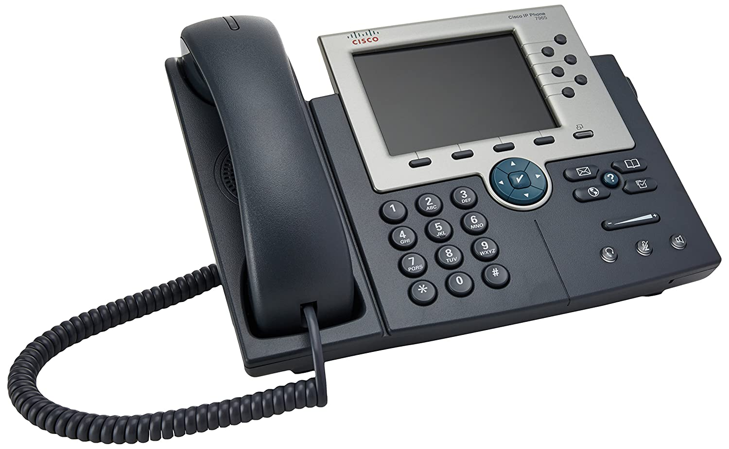 Cisco 7900 Series Unified IP VOIP Phone - 7965G