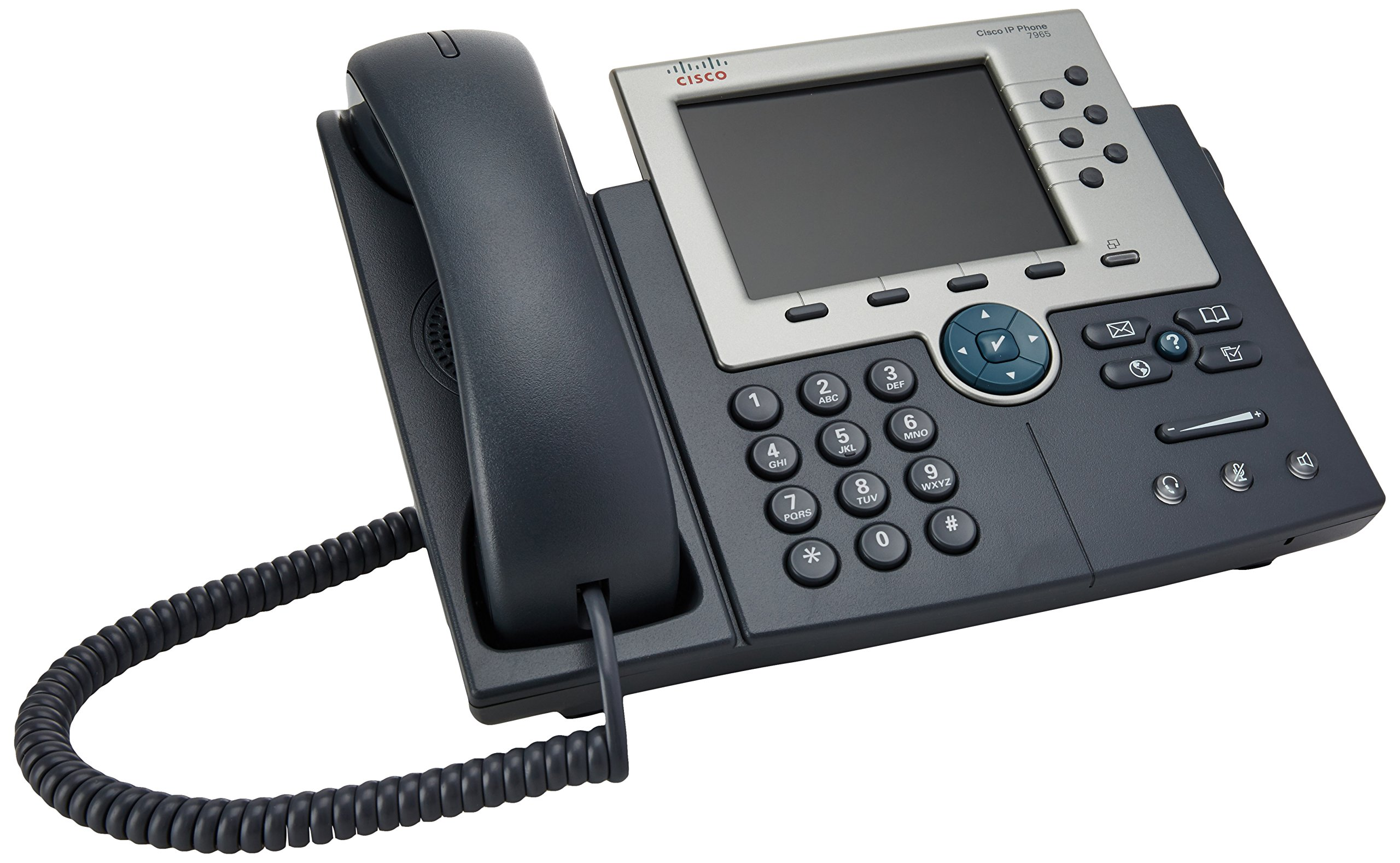 Cisco 7900 Series Unified IP VOIP Phone