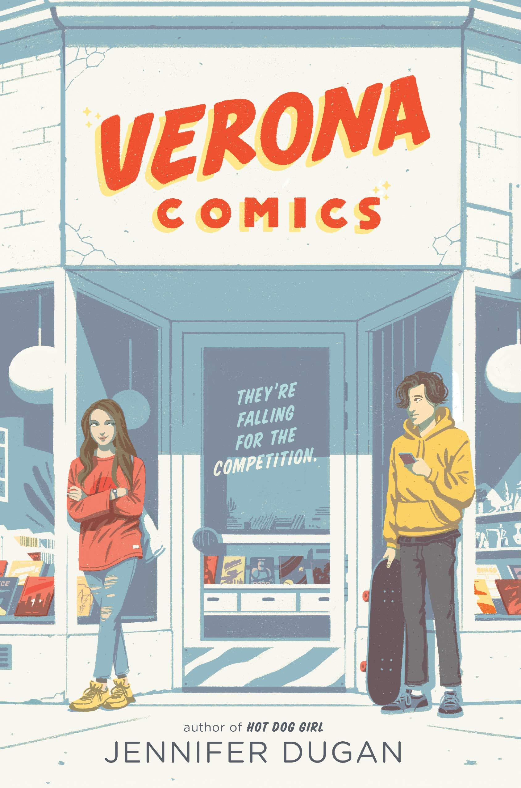 Verona Comics: Dugan, Jennifer: 9780525516286: Amazon.com: Books