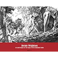 Bernie Wrightson: Art and Designs for the Gang