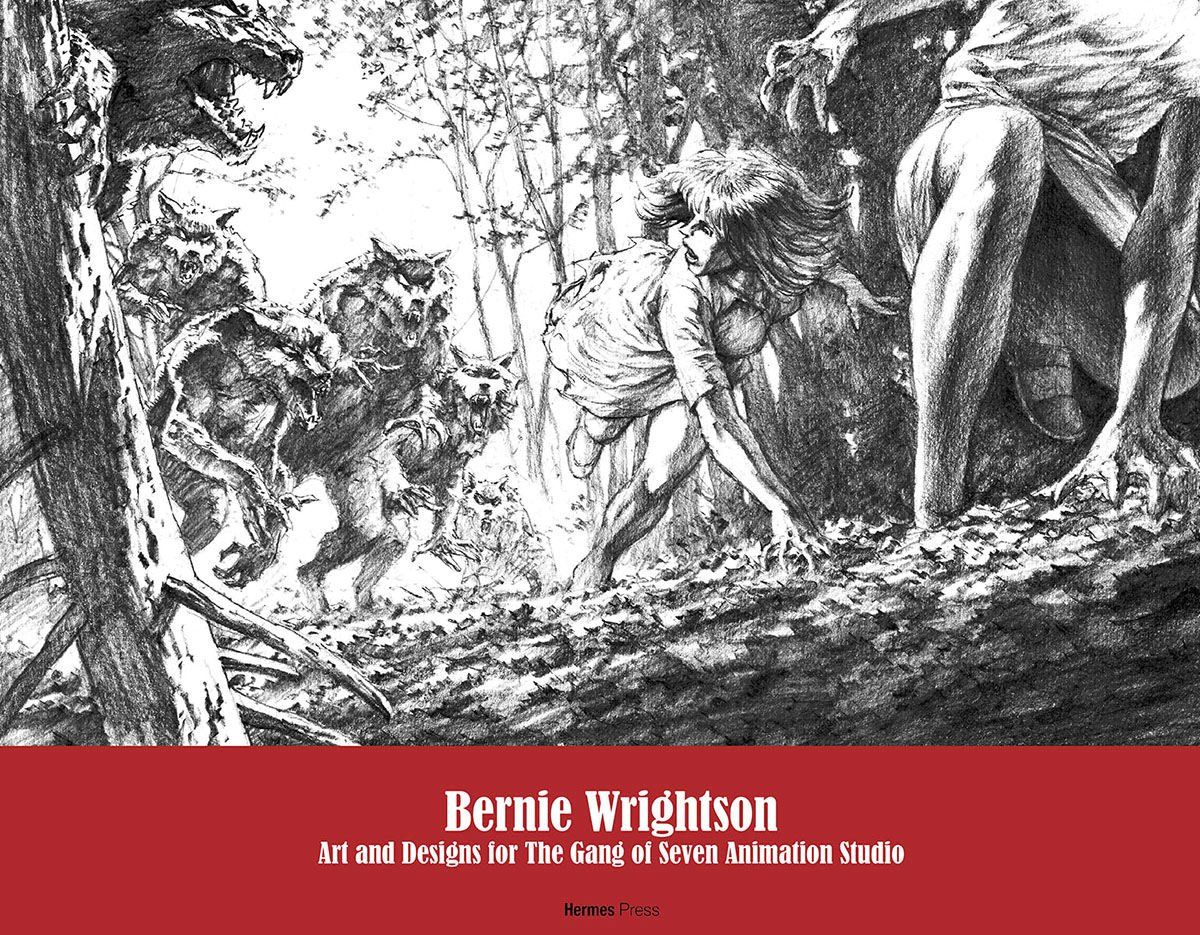 amazon bernie wrightson art and designs for the gang of seven