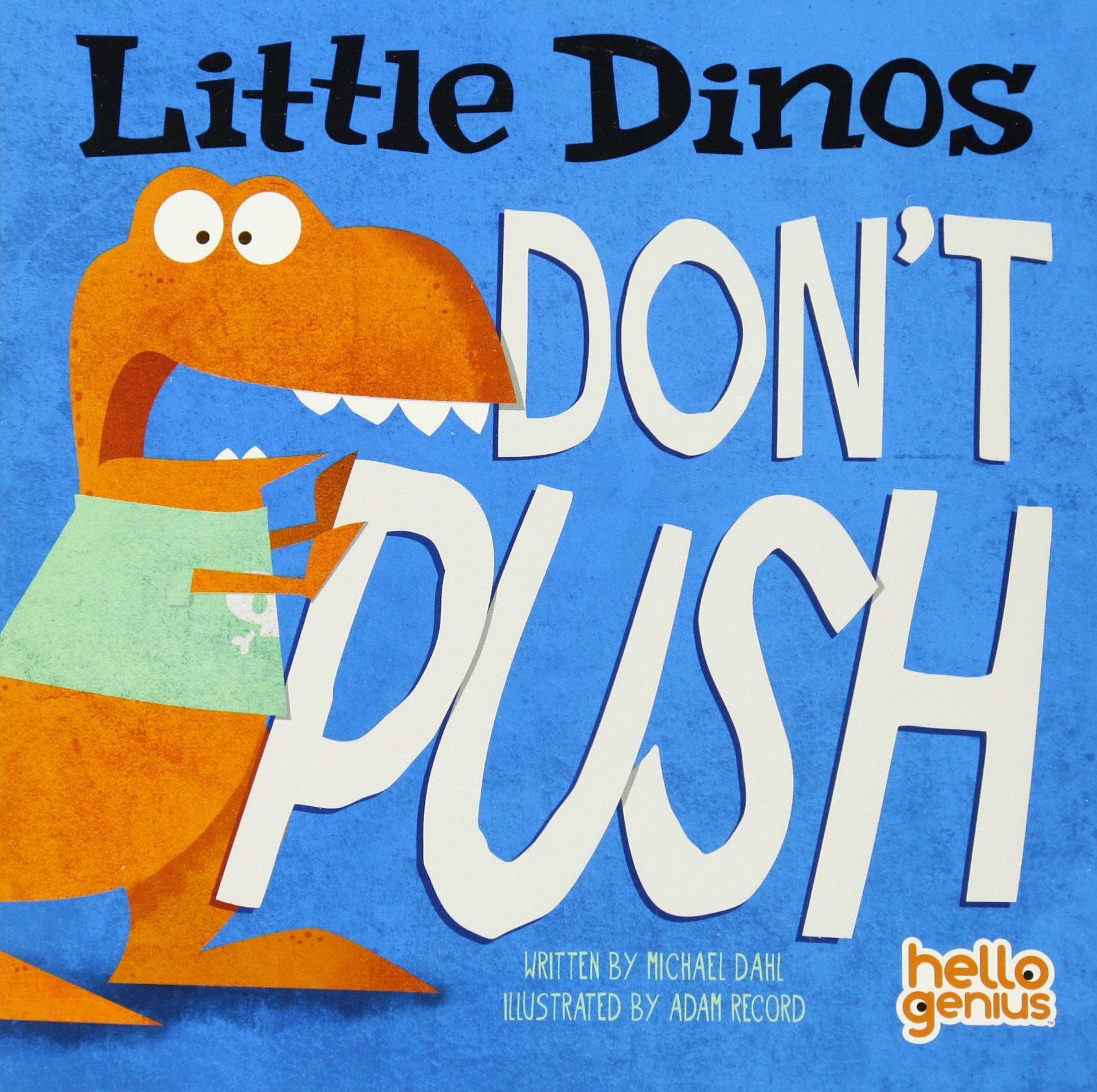 Download Little Dinos Don't Push pdf