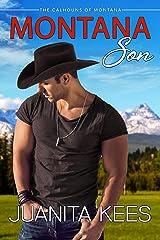 Montana Son (Calhouns of Montana Book 3) Kindle Edition