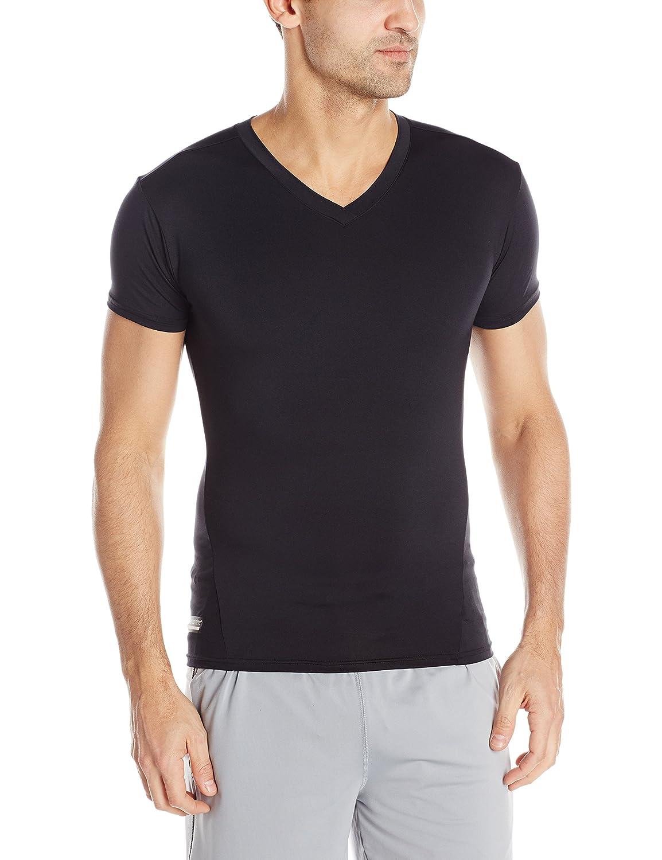 Under Armour Men's Tactical HeatGear Compression V-Neck T-Shirt