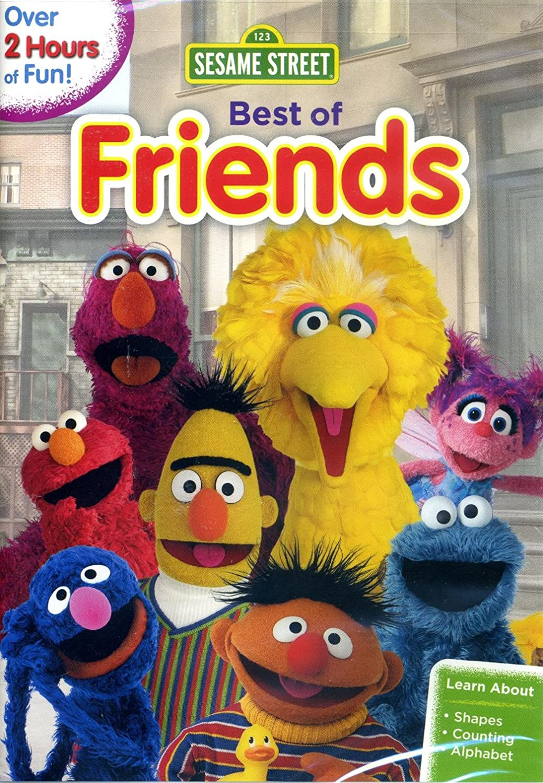 Amazon Com Sesame Street Best Of Friends Movies Tv