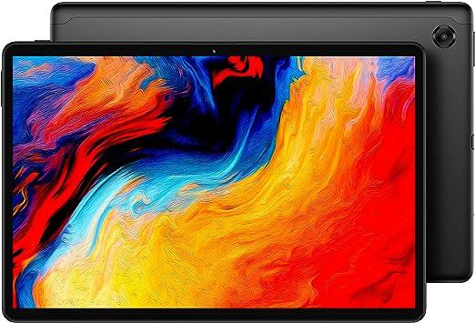 TECLAST M40SE Tablet 10.1 Pulgadas 4GB RAM+128GB ROM(TF 512GB) Android 10, 5.0 WiFi, Dobles 4G Dual SIM/SD, 1.8 GHz, Bluetooth 5.0, Type-C, Cellular+GPS, FHD 1920x1200, GPS/5+8MP Cámara/Type C/OTG