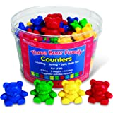 Learning Resources LER0725 Three Bear Family Counters