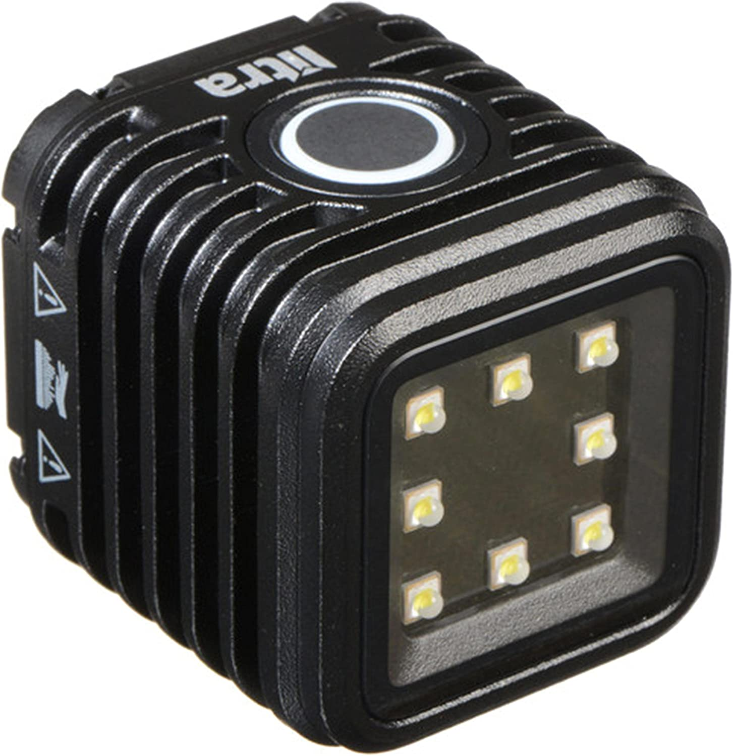 LitraTorch 2.0 Premium On-Camera Photo and Video Waterproof LED Light