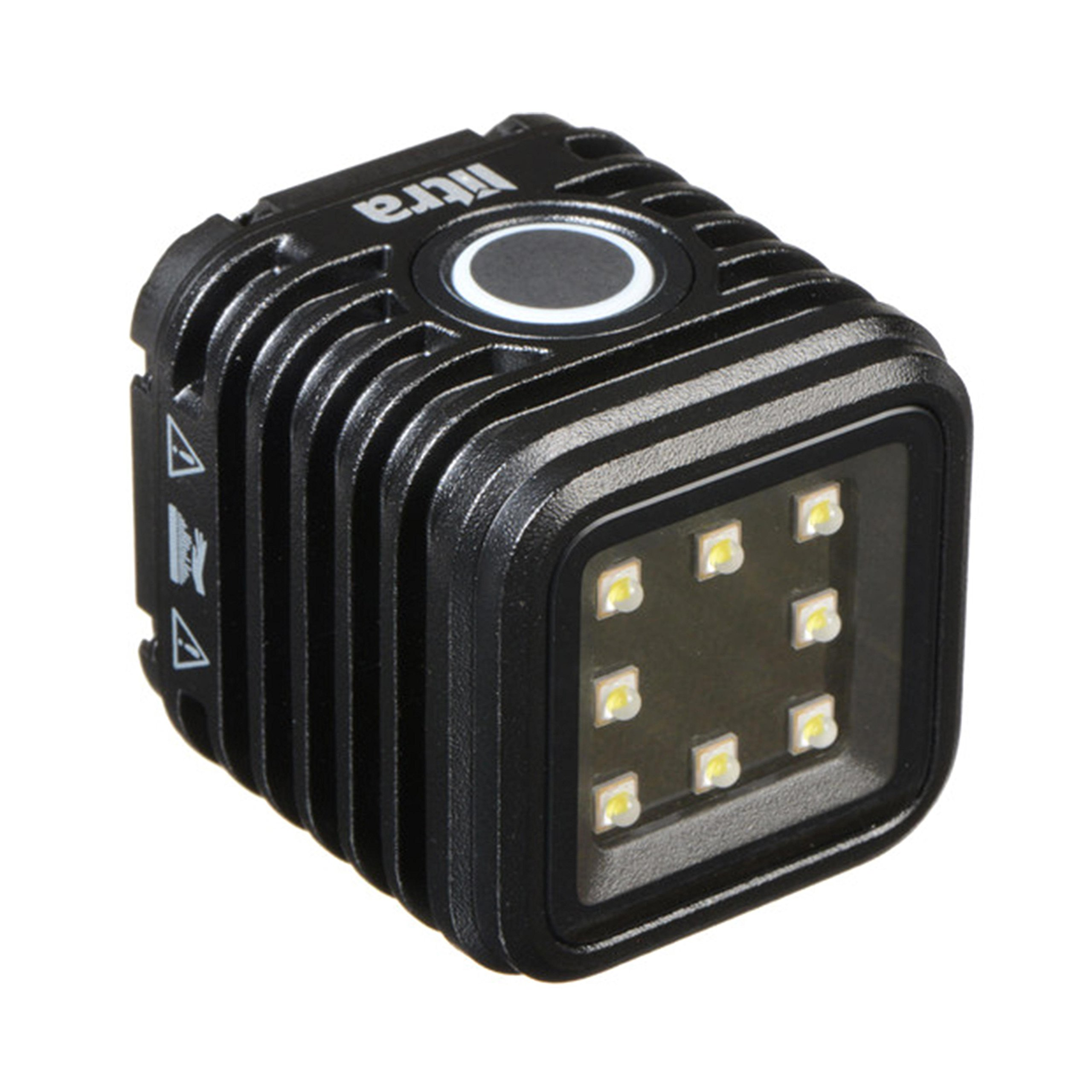 LitraTorch - Premium On-Camera Photo and Video Compact Waterproof LED Light by Litra
