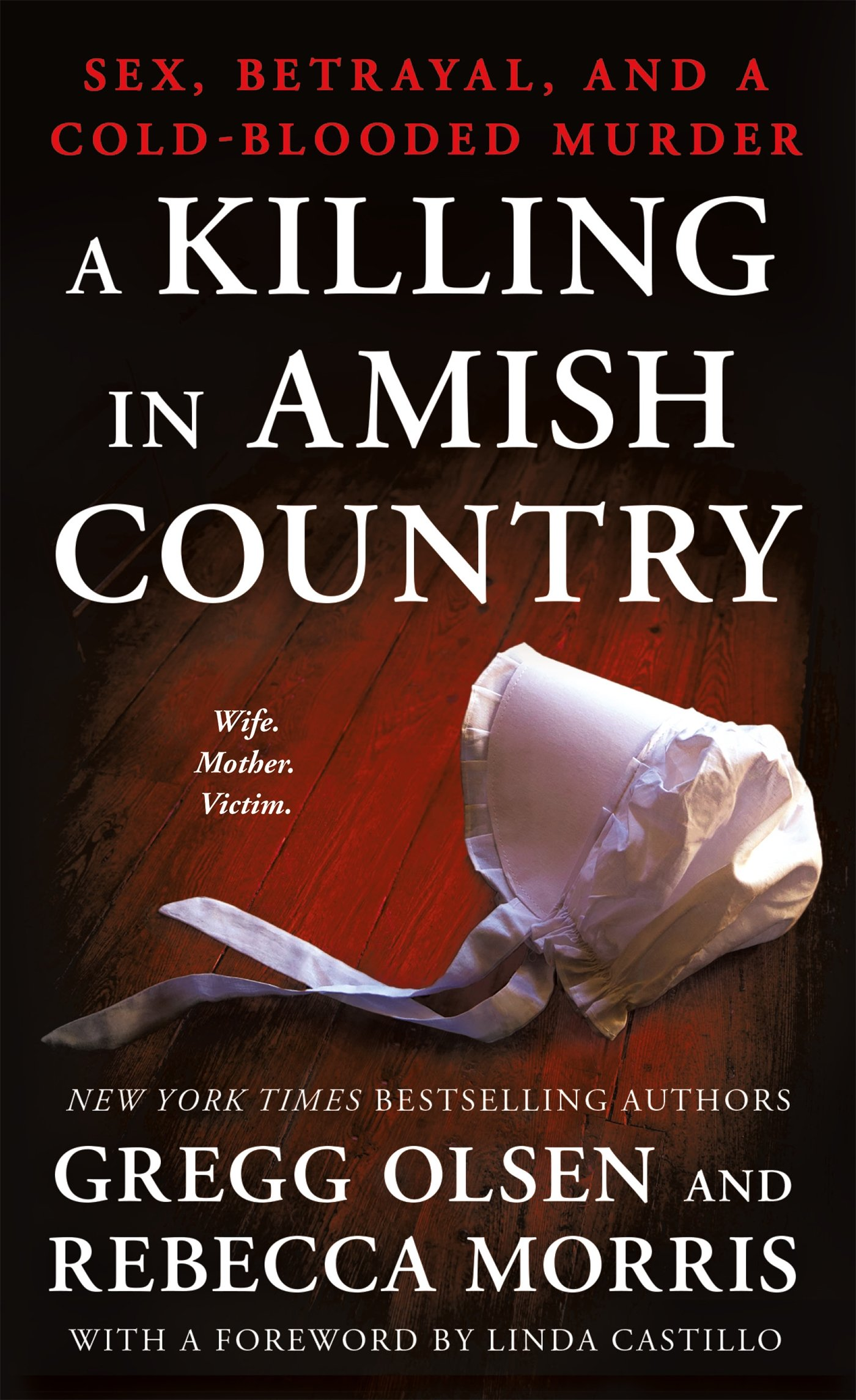 Killing Amish Country Betrayal Cold blooded product image