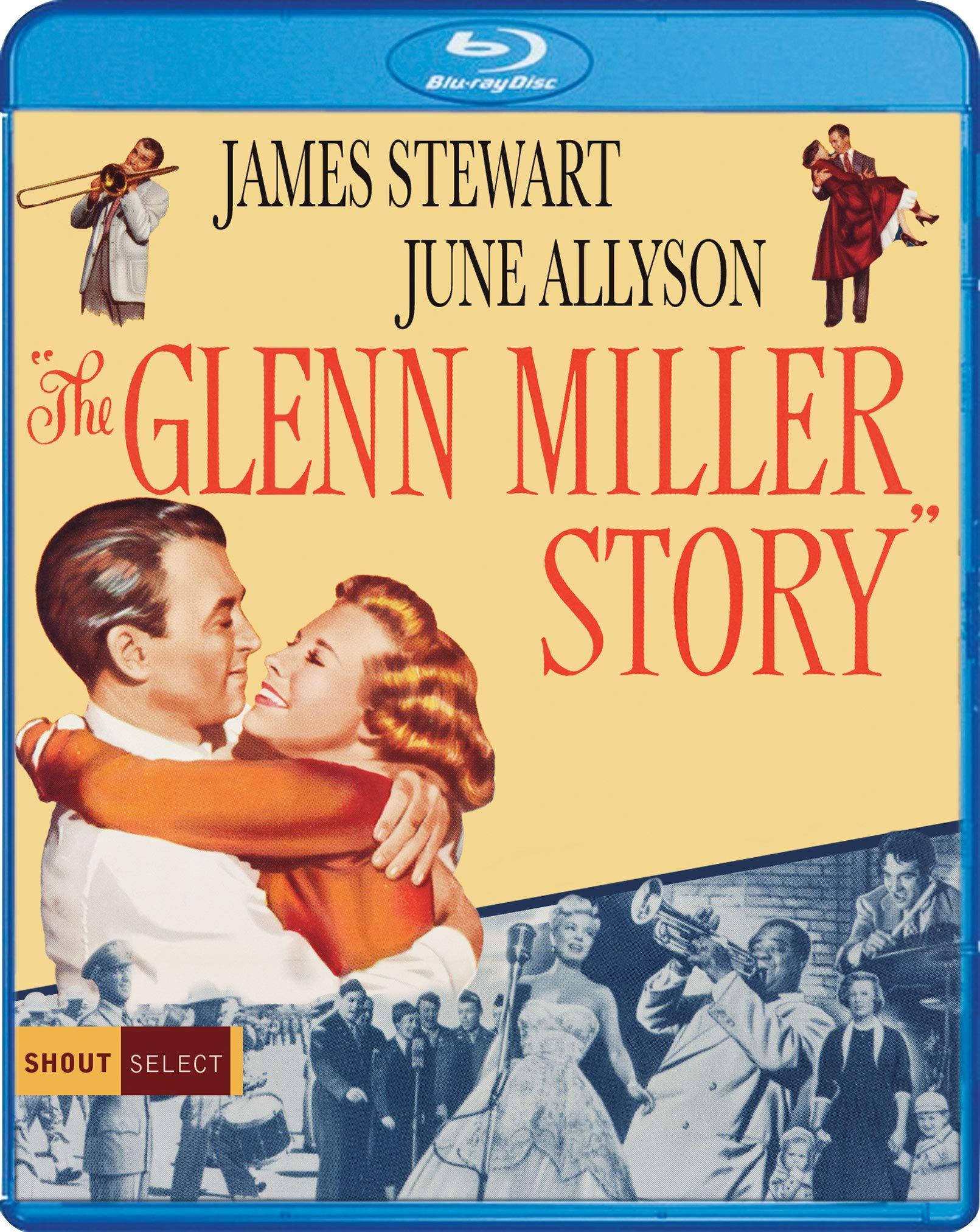 Blu-ray : The Glenn Miller Story (Widescreen)